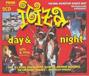Ibiza Day & Night - Cover