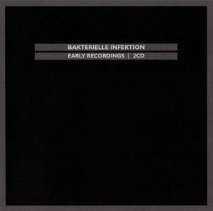 Cover - Bakterielle Infektion: Early Recordings