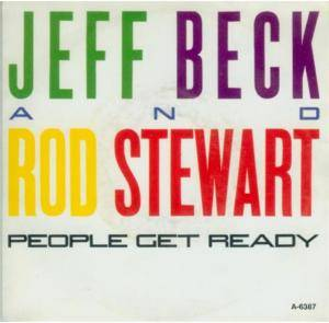 Jeff Beck Feat. Rod Stewart: People Get Ready - Cover