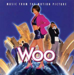 Woo - Music From The Motion Picture - Cover