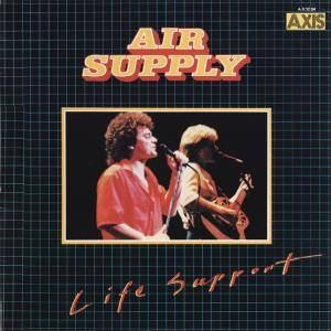 Cover - Air Supply: Life Support