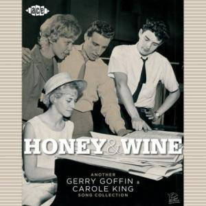 Cover - Freddie Scott: Honey & Wine: Another Gerry Goffin & Carole King Song Collection