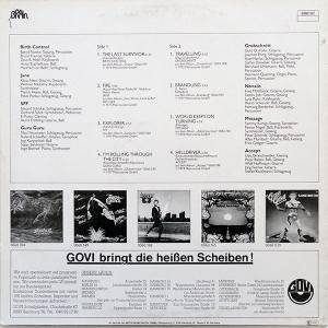 Brain and Govi present: German Rock Scene Vol. V (LP) - Bild 2