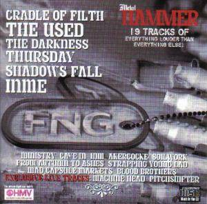 Metal Hammer 111 - March 2003 - Cover