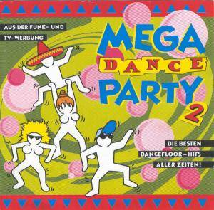 Mega Dance Party 2 - Cover