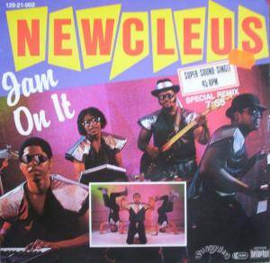 Cover - Newcleus: Jam On It