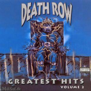 Death Row Greatest Hits Volume 2 - Cover