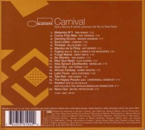 Carnival - Spicy Flavors & Exotic Grooves Set Fire To Blue Note (CD) - Bild 2