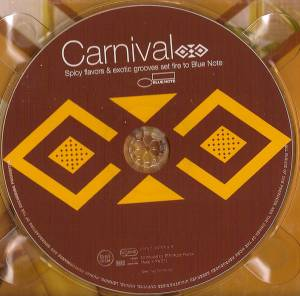 Carnival - Spicy Flavors & Exotic Grooves Set Fire To Blue Note (CD) - Bild 3