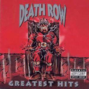 Cover - Lady Of Rage, The: Death Row - Greatest Hits Volume One