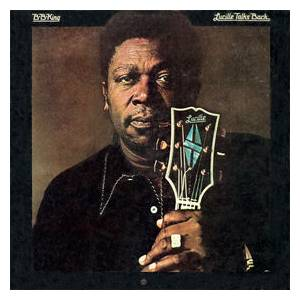 B.B. King: Lucille Talks Back - Cover