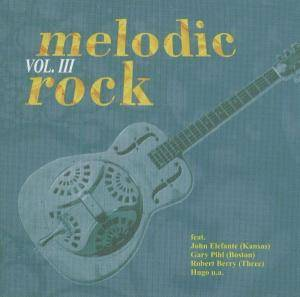 Cover - Distance, The: Melodic Rock Vol. 3