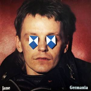 Cover - Jane: Germania