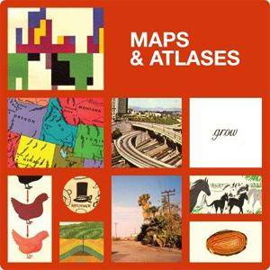 Maps & Atlases: You And Me And The Mountain - Cover
