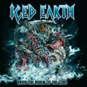 Iced Earth: Enter The Realm Of The Gods - Cover