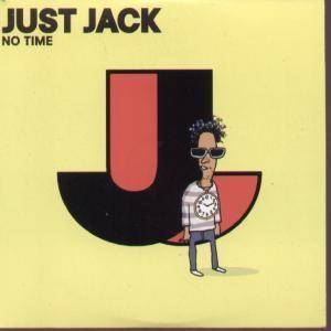 Cover - Just Jack: No Time