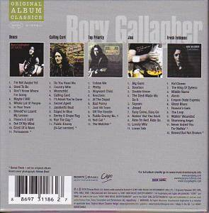 Rory Gallagher: Original Album Classics (5-CD) - Bild 2