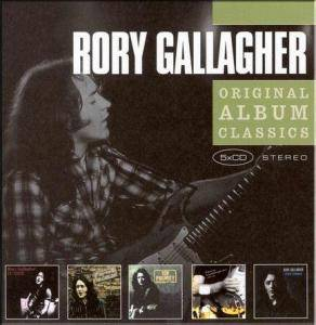 Rory Gallagher: Original Album Classics (5-CD) - Bild 1