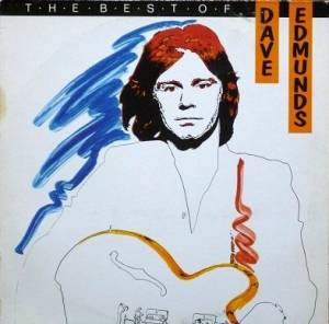 Dave Edmunds: Best Of, The - Cover