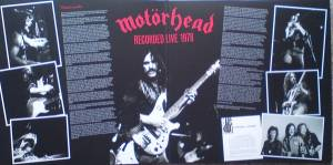 Motörhead: What's Words Worth? (LP) - Bild 3