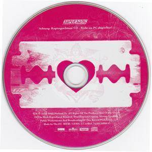 HIM: Razorblade Romance (CD) - Bild 3