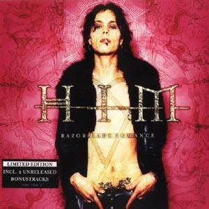 HIM: Razorblade Romance (CD) - Bild 1