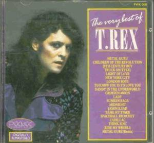 Cover - T. Rex: Very Best Of T.Rex, The