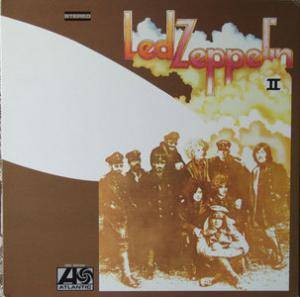 Led Zeppelin: II (LP) - Bild 1