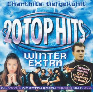 Cover - Gorgeous: 20 Top Hits Aus Den Charts Winter Extra 1998