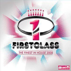 Cover - Darius & Finlay: Firstclass - The Finest In House 2008