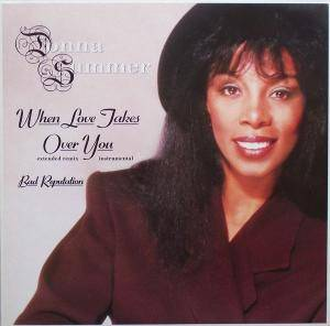 Donna Summer: When Love Takes Over You - Cover