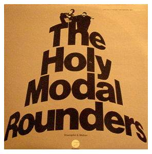 Cover - Holy Modal Rounders, The: Stampfel & Weber