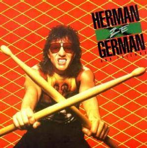 Herman Ze German And Friends: Herman Ze German And Friends - Cover