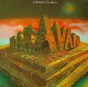 Cover - Caravan: Album, The