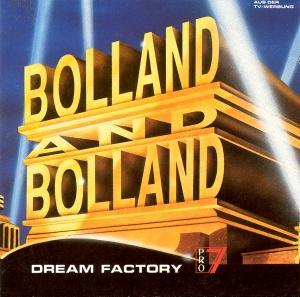 Bolland & Bolland: Dream Factory - Cover