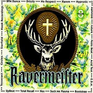Ravemeister Vol. 8 - Cover