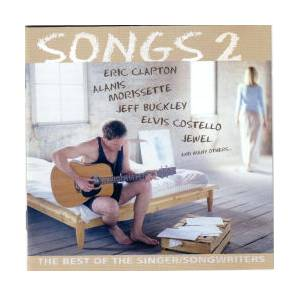 Cover - Kris Kristofferson & Jackson Browne: Songs 2 - The Best Of Singer / Songwriters