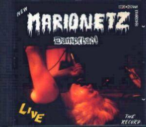 Cover - Marionetz: Dampfbad Live