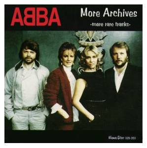 Abba - More Archives - More Rare Tracks - Cover