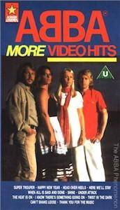 Cover - ABBA: More Videohits
