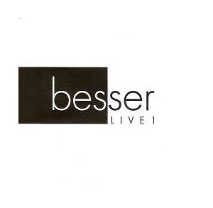 Cover - Besser: Live 1