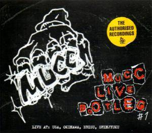 MUCC: Mucc Live Bootleg #1 - Cover