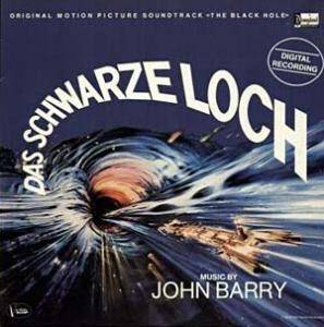 John Barry: Black Hole, The - Cover
