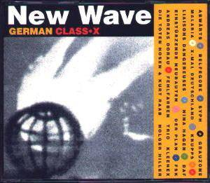 New Wave - German Class-X - Cover
