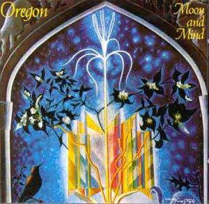 Cover - Oregon: Moon And Mind