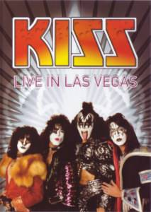KISS: Live In Las Vegas - Cover