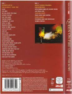 Queen: Queen On Fire - Live At The Bowl (2-DVD) - Bild 2