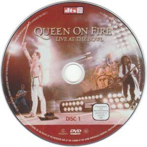 Queen: Queen On Fire - Live At The Bowl (2-DVD) - Bild 3