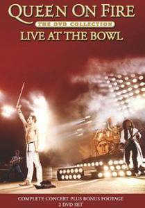 Queen: Queen On Fire - Live At The Bowl (2-DVD) - Bild 1
