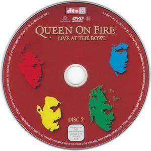 Queen: Queen On Fire - Live At The Bowl (2-DVD) - Bild 4
